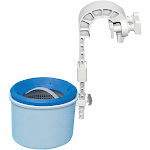 Intex Deluxe Wall-Mounted Swimming Pool Surface Automatic Skimmer | 28000E by VM Express