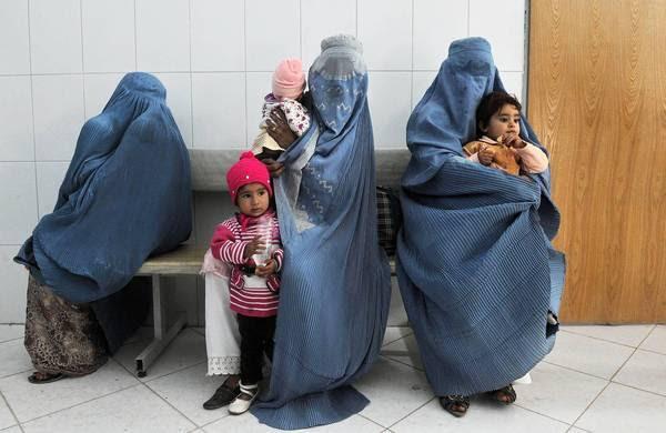 Programa de vacinação afegão