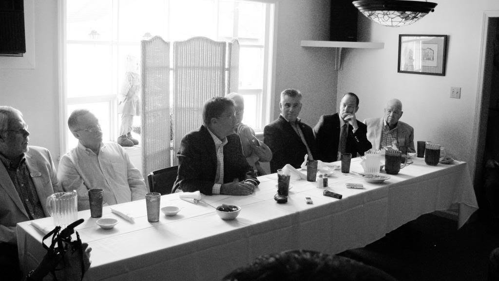 Governor Pat McCrory Speaks ©2013 Bobby Coggins