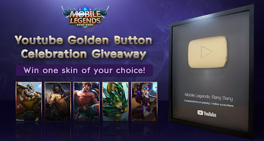 Win one MLBB skin of your choice!