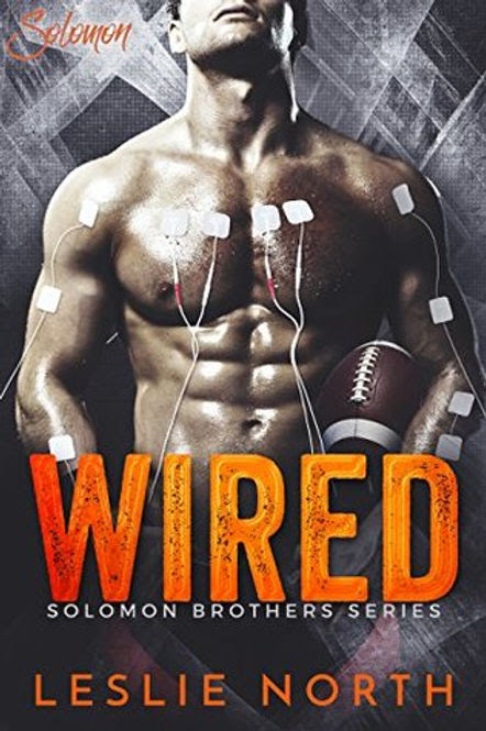 ATTIC REVIEW : Wired (The Solomon Brothers #1) by Leslie North ~ Jeris Book Attic