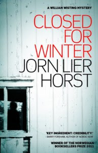 Closed for Winter - Jørn Lier Horst, Anne Bruce