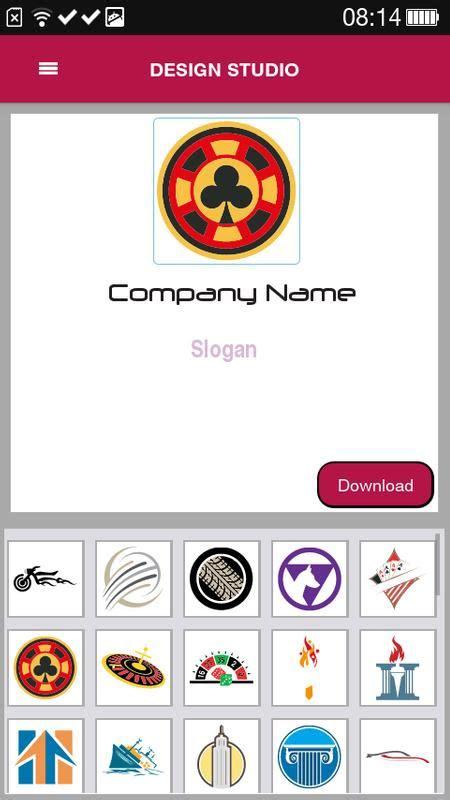 logo maker designmantic apk