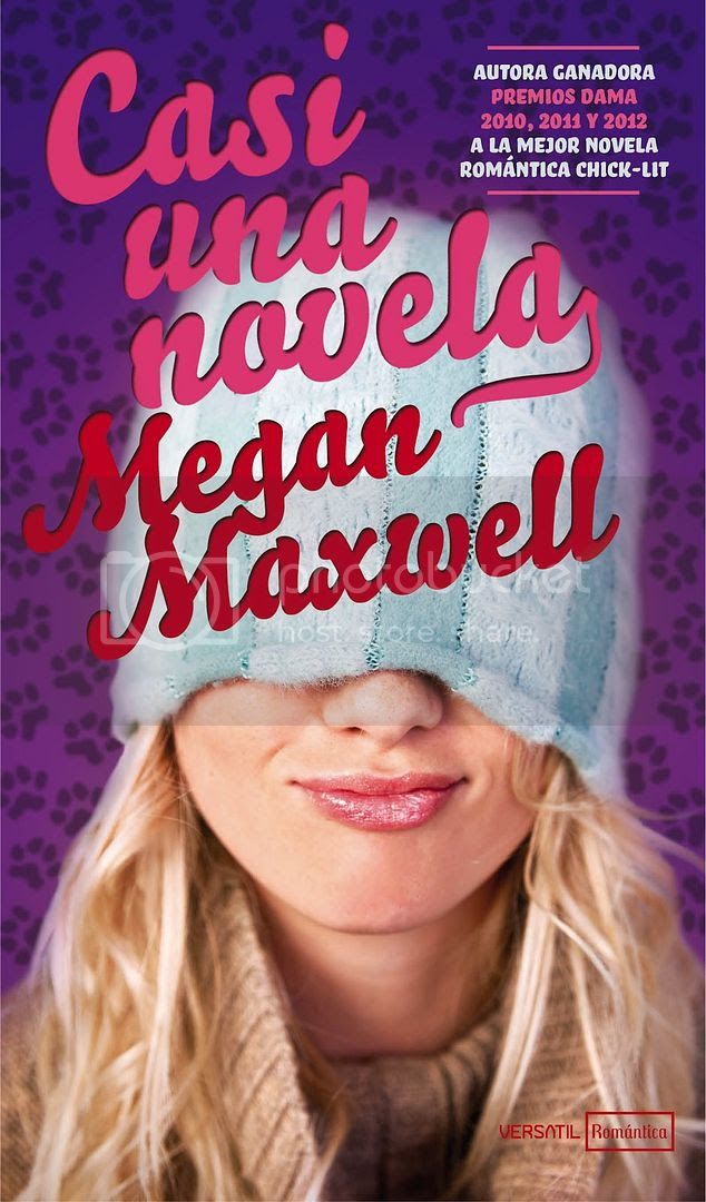 Casi una novela de Megan Maxwell