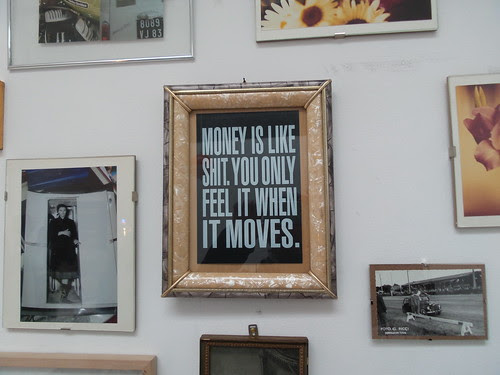 #Hotel Splendor: Money is like a shit. by Ylbert Durishti