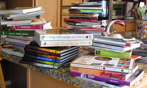 Recipe Books!
