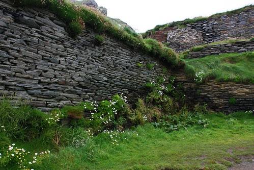 Walls at Tintagel