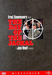 """Cover of """"The Day of the Jackal"""""""