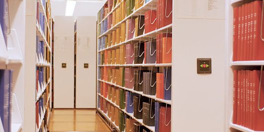 Libraries of all types can Benefit from Compact Shelving