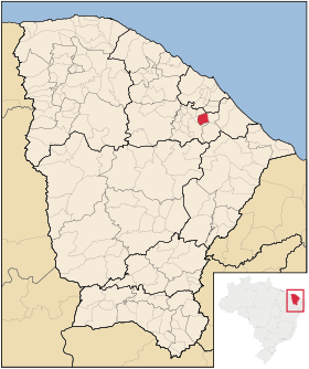 Localização de Barreira