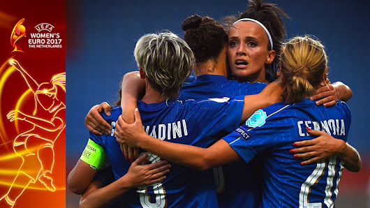 UEFA Women's EURO 2017: analisi e pagelle di Germania - Italia - Calcio femminile italiano