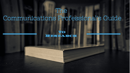 The Study Guide for Communications Professionals by @lkpetrolino