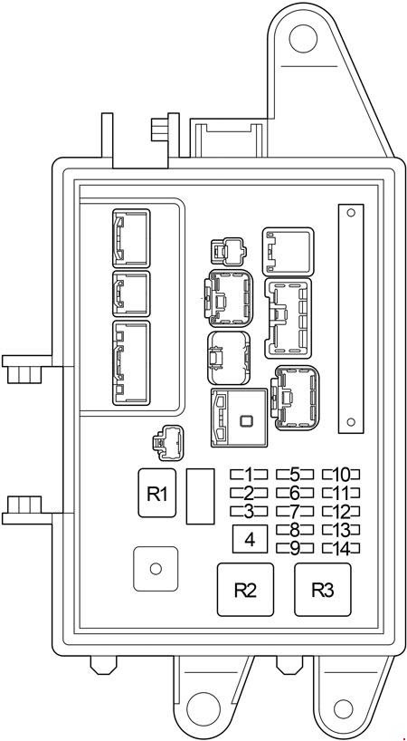 Fuse Box Diagram For 2003 Lexu E 300