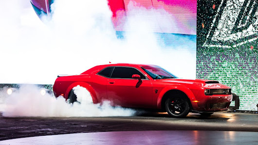 Dodge Demon Dominates Our Top 5 Videos of 2017 | News | Cars.com