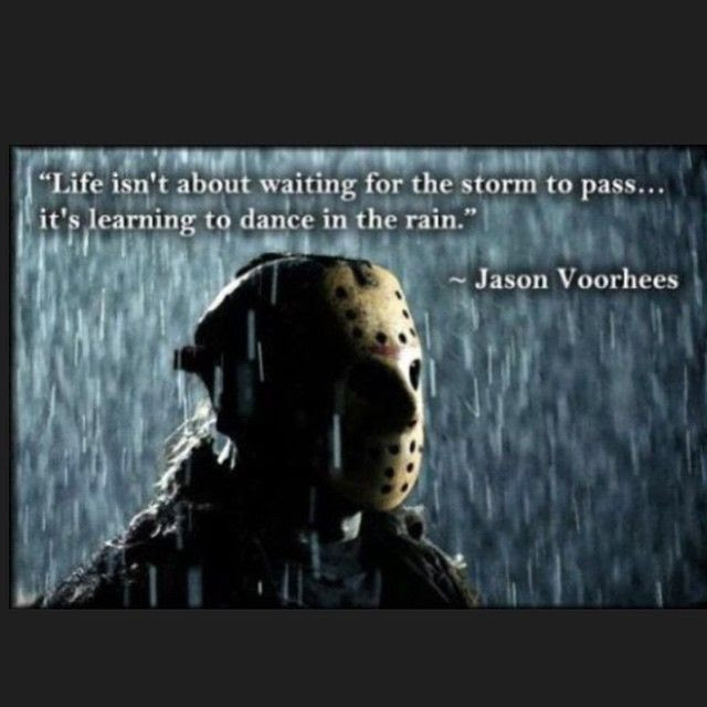 Funny Jason Voorhees Quote Pictures Photos And Images For Facebook