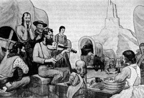 Image result for prairie schooner oregon trail