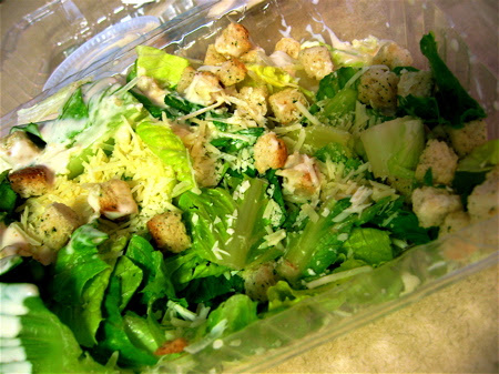 I have come to praise caesar salad, not to bury him