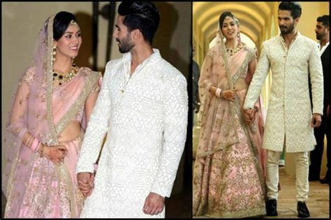 Celebrity Style File  Shahid And Mira Rajput Kapoor's