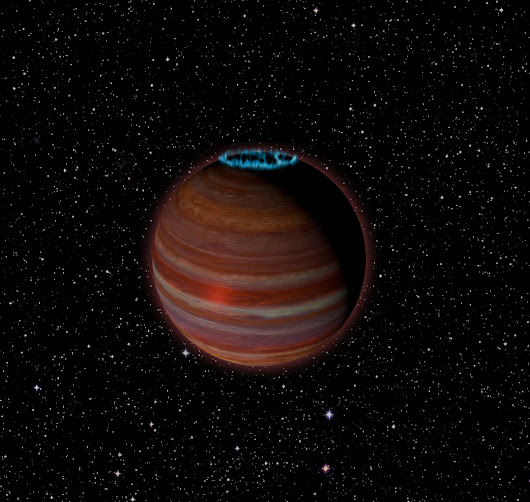 Astronomers have found a massive planet floating near our solar system