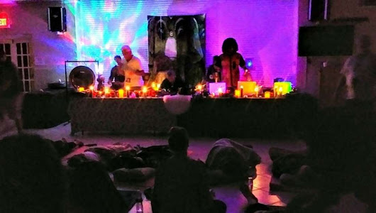 Earth Day Drumming Circle Meditative Sound Healing Bath Concert Holistic Psychic Fair