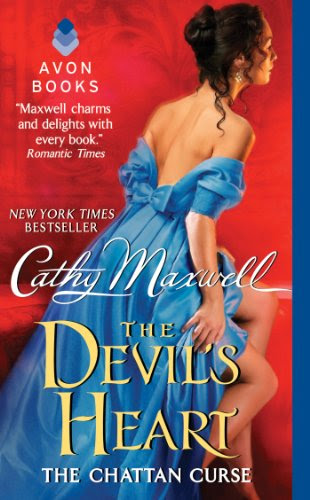 The Devil's Heart: The Chattan Curse by Cathy Maxwell