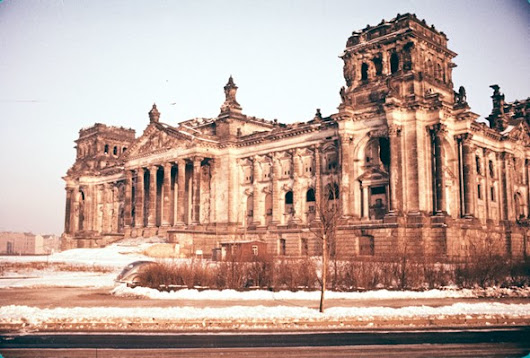 Cold War camera: 1950s Berlin in color (part 1): Digital Photography Review