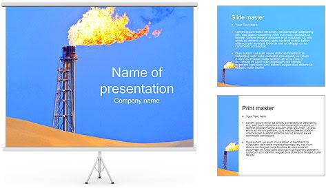 Raul suciu google oil gas flare powerpoint template toneelgroepblik Images