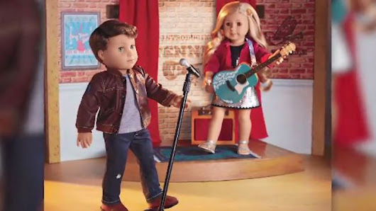 American Girl announces its first boy doll - Henspark