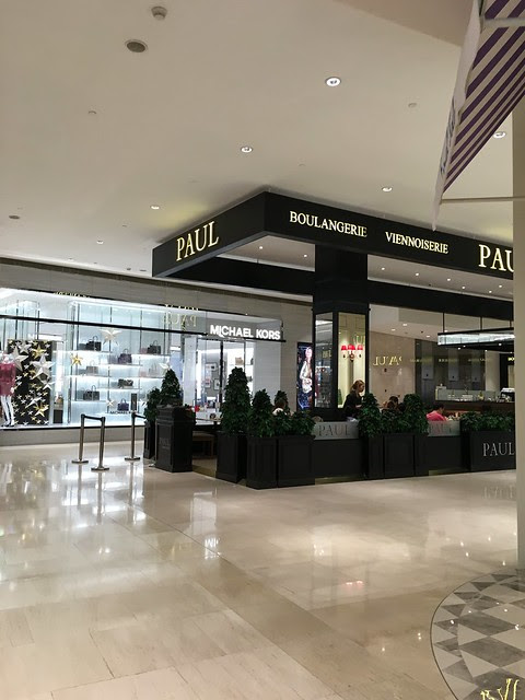 PAUL Bakery and cafe, Pavilion KL
