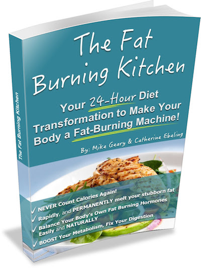 The Fat Burning Kitchen Review - Is Mike Geary Scam?