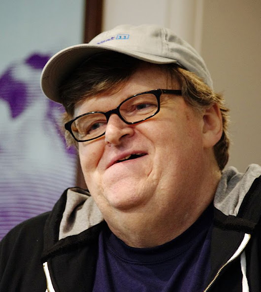 Michael Moore Did This To Support Women Filmmakers