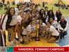Regionais de Itapetininga: Handebol feminino do JHC conquista título pela 13ª vez seguida