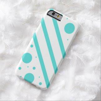 Iphone Case - Líneas y Puntos-B01