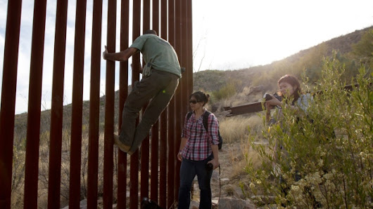 Pitches for U.S.-Mexico wall include scenic deck, solar panels