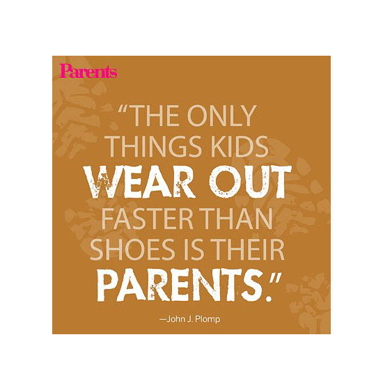 Funny Kid Quotes About Parents