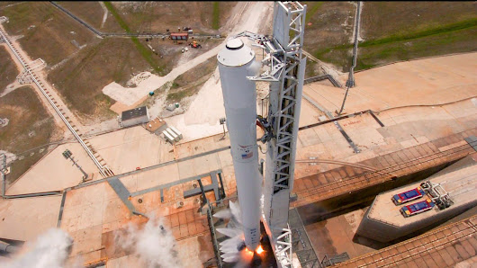 Tonight, watch SpaceX launch one of its heaviest satellites yet