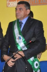 Prefeito Iomar Salvador Melo Martins