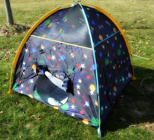 Pacific Play Tents Are Perfect For Creative Family Fun