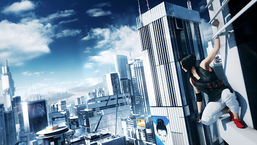 Mirror's Edge 2 is coming in early 2016