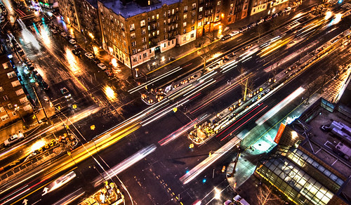 Urban Chaos por Martin Carela