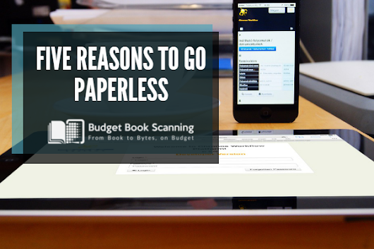 Five Reasons to Go Paperless - BBS