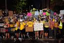 Taking cue from group in Portland, Wall of Moms forms in Chicago to protect protesters