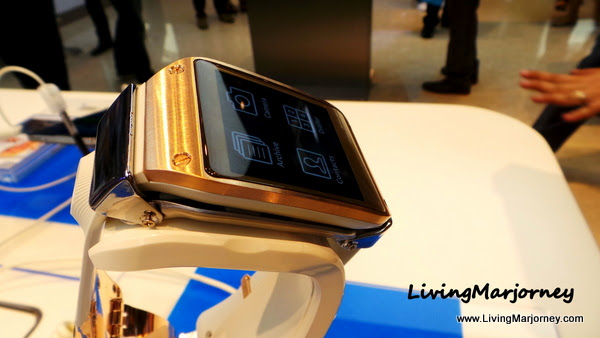 Samsung Galaxy Gear by LivingMarjorney on Flickr