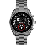 Michael Kors Bradshaw 2 Gunmetal-Tone Smartwatch