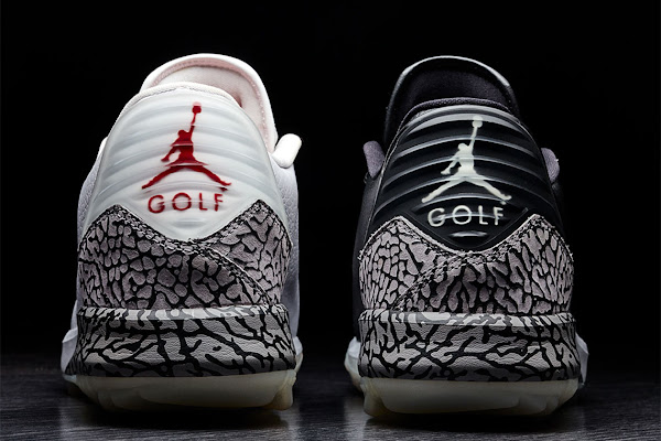 6d98664ef68 Jordan To Launch The ADG Golf Shoes With Two Iconic Colorways