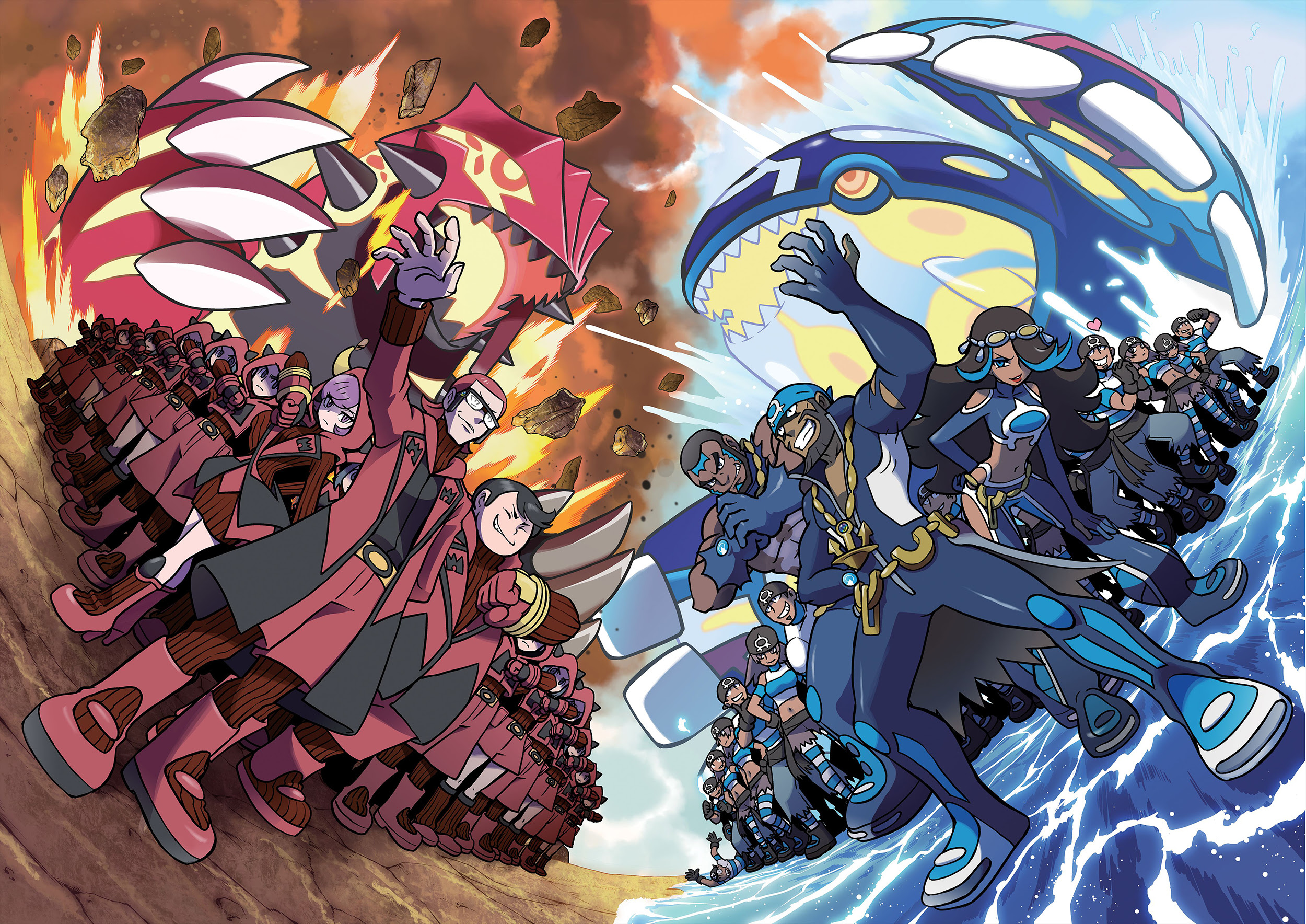 Pics Photos  Pokemon Omega Ruby And Alpha Sapphire