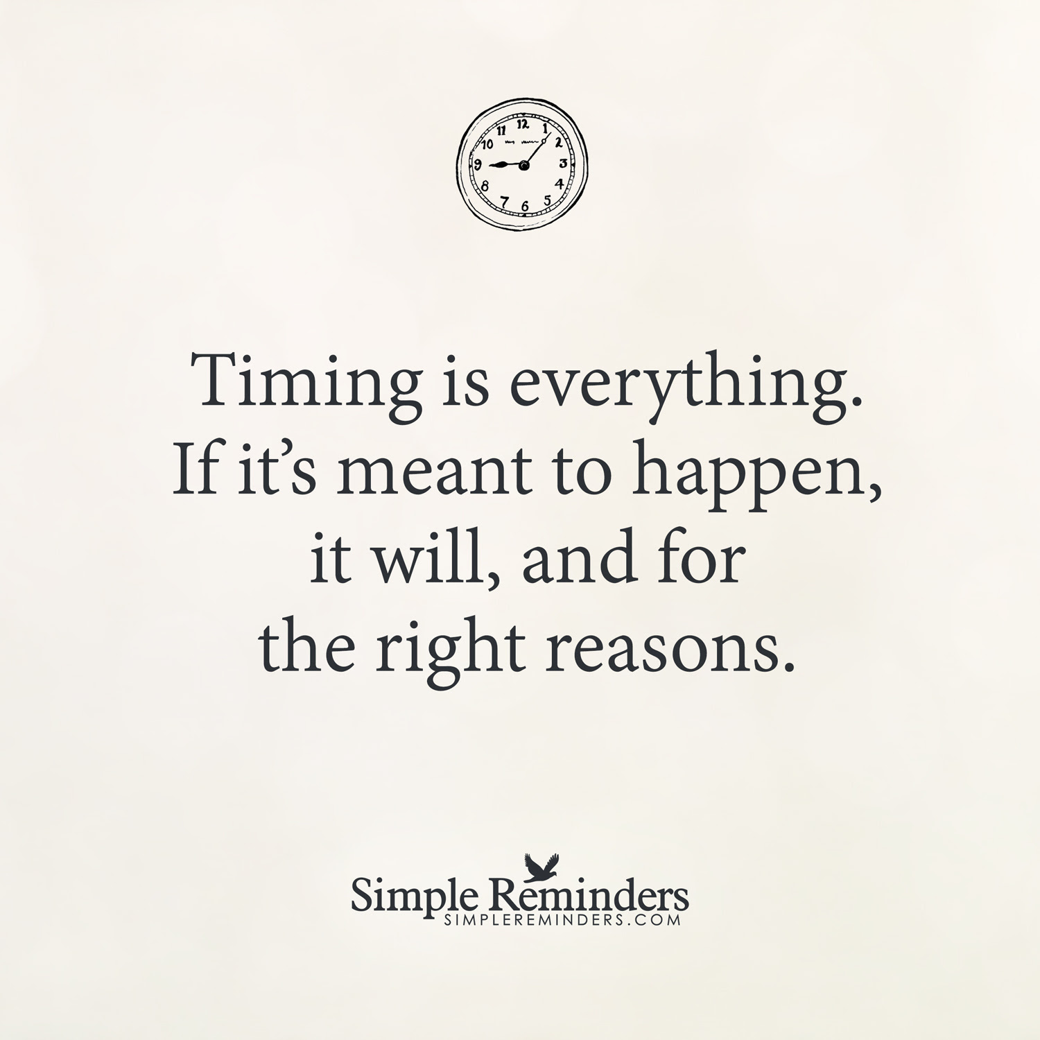 Quotes About Proper Timing 21 Quotes