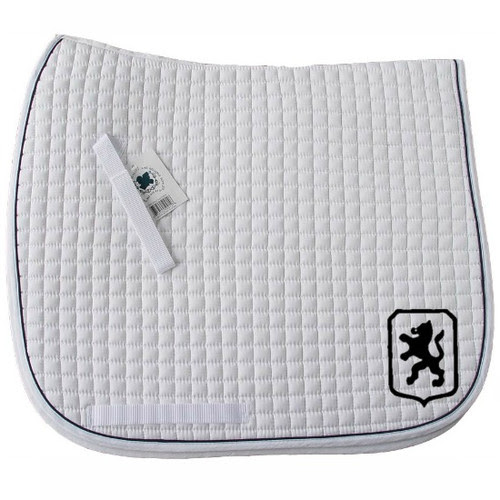 Horse Breed Logo Saddle Pad Embroidery | Dressage | All-Purpose | Pony