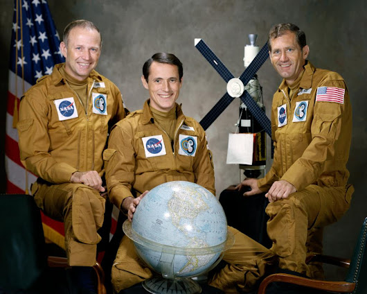 The Skylab 4 mutiny, 1973