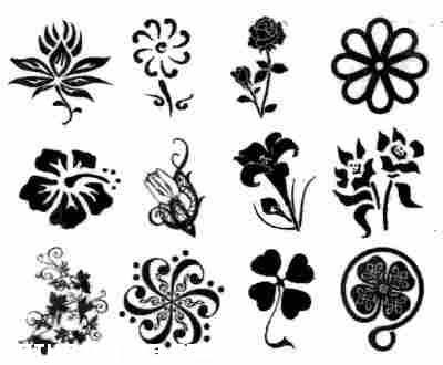 Diseños Con Flores Tatuajes 123